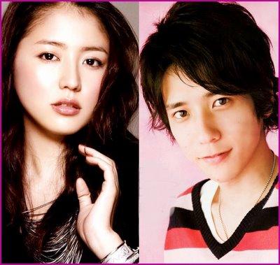 Ninomiya Kazunari & Nagasawa Masami