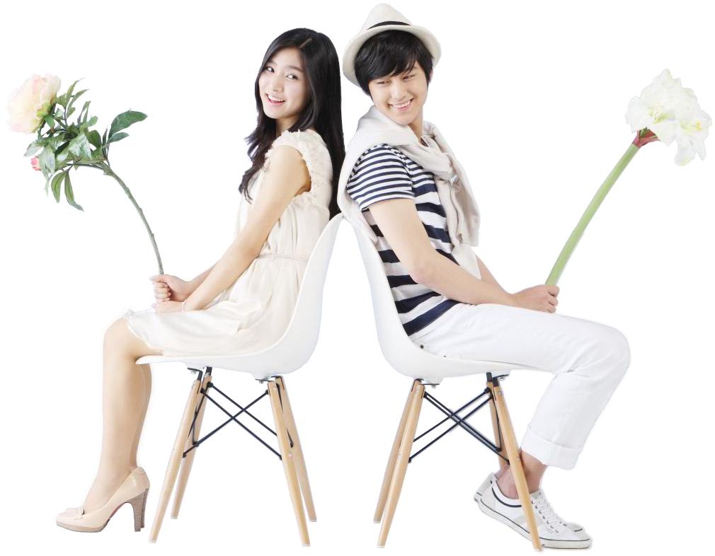 Kim Bum y Kim So Eun comen sano Bonjuk1